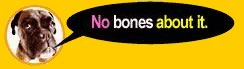 No Bones About It!
